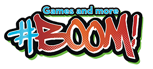 Games and more #BOOM! Logo